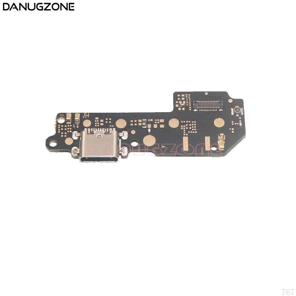 USB Charging Dock Port Socket Jack Plug Connector Charge Board Flex Cable For Motorola MOTO M XT1662 XT1663