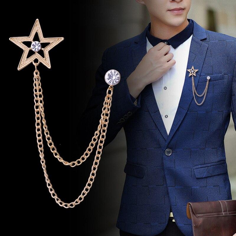 Accessoires de vetement charmants Broche en strass Broche en email Bijoux d K8A7