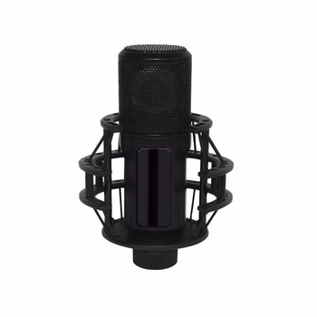 Condenser Microphone over Anti Vibration Impact Bracket Professional Studio Microphone for Recording,Computer Game,Stage,Ktv,H фото