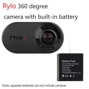 2 шт./лот kede 3,8 V 830mAh 3.15Wh батарея для камеры Rylo 360 градусов панорамная 4K HD камера со встроенным аккумулятором ID799