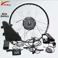 Elektrische Bike Conversion Kit Vorne Rad 48V 500W Batterie Bürstenlosen Getriebe Hub Motor Kit Bicicleta Electrica E bike conversion Kit-in E-Bike Motor aus Sport und Unterhaltung bei