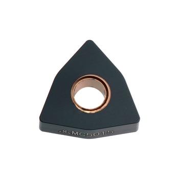 10PCS carbide inserts WNMA080408 UC5115  WNMA080412 UC5115  free shipping