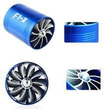 65-74Mm Auto Air Intake Turbine Refit Turbo Gas Stookolie Saver Fan Turbo Supercharger Turbine Fit automobiel Turbine