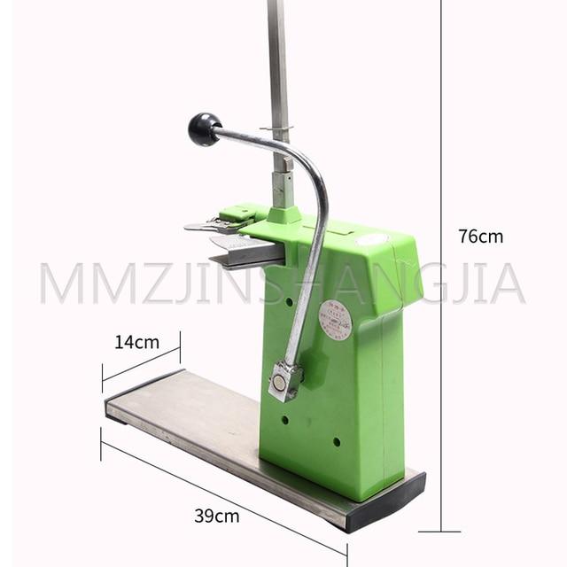 Фото ручная машина для вязания коммерческая u образная алюминиевая цена