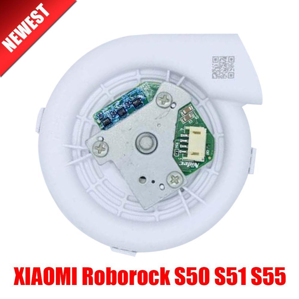 Original Ventilator Motor Fan For XIAOMI Roborock S50 S51 S55 Robot Vacuum Cleaner Spare Parts