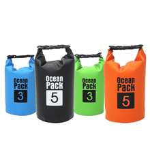 Dry-Bag Backpack Outdoor Waterproof Diving Hiking Swimming Camping 5L for Driftage 2L