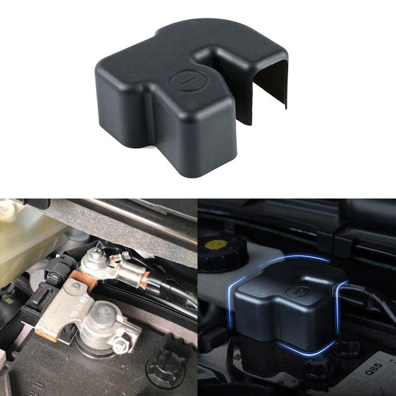 ABS огнестойкий аккумулятор отрицательный защитный/Пылезащитный колпак/крышка для MAZDA 3 6 CX 3 CX 5 AXELA ATENZA 2014 2019 аксессуары|Хромирование|   | АлиЭкспресс