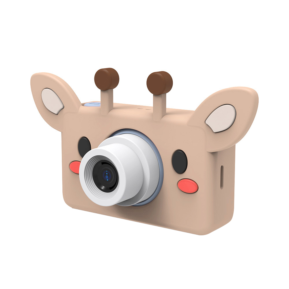 Haute définition cadeaux portables appareil photo numérique enfants Compact photographie bébé enfants Mini jouets vidéo éducatifs durables