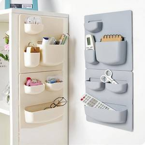 Rack Finishing-Rack Wall-Mount Wall-Hanging-Storage Bathroom Kitchen Punch-Free LB917118