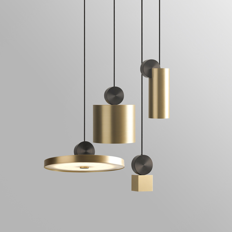 Post-modern Art Restaurant <font><b>Pendant</b></font> Lamp Nordic Simple Dining Table Bedside Bed Bar Cosmos <font><b>Pendant</b></font> <font><b>Lights</b></font> <font><b>pendant</b></font> <font><b>lights</b></font> image