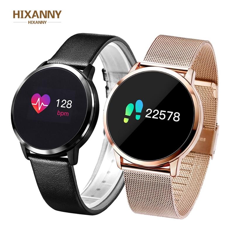 New Q8 Q9 fashion Smart Watch Fashion Electronics Men Women Waterproof Sport Tracker Fitness Bracelet Smartwatch Wearable Device
