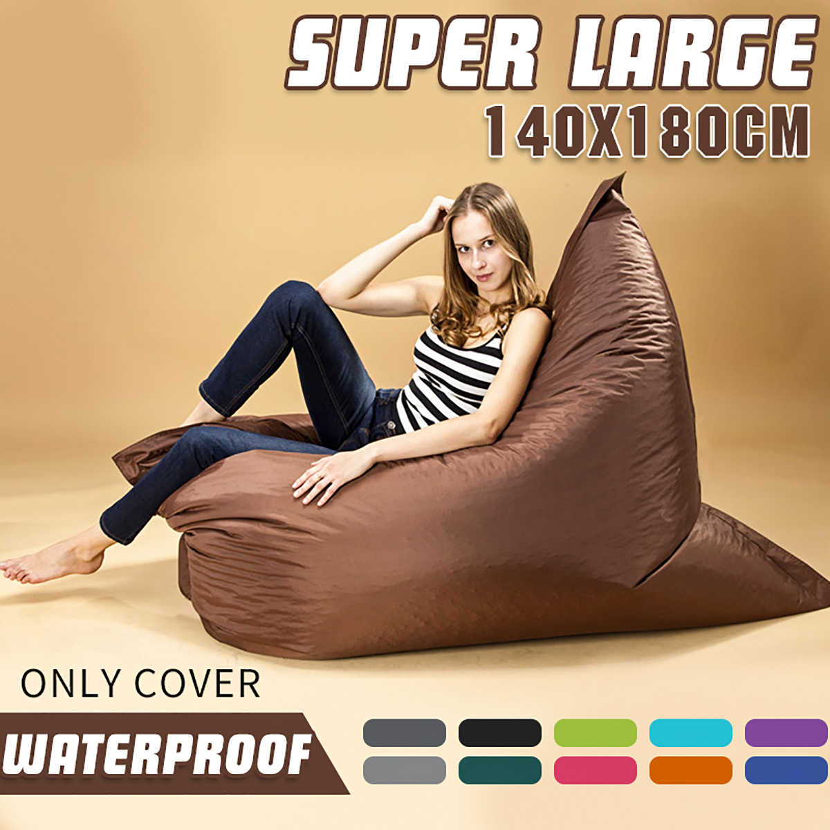 Brilliant Beanbag Sofa Chair Magic Bag Seat Cases Zac Comfort Bean Bag Pabps2019 Chair Design Images Pabps2019Com