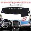 Dash matte für Mitsubishi Pajero MK2 Shogun Anti-Slip Matte Dashboard Abdeckung Pad Sonnenschirm Dashmat Schützen Teppich Dash Zubehör pad