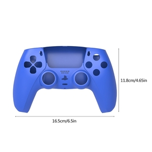 Image 3 - 8 Colors Gamepad Replacement Shell Parts for PS5 Controller Handle DIY Modified Hard Shell For  PlayStation 5 Controller