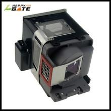 Neue großhandel VLT XD600LP projektor lampe für XD600U/LVP XD600/GX 740/GX 745 mit gehäuse 180 tage garantie happybate