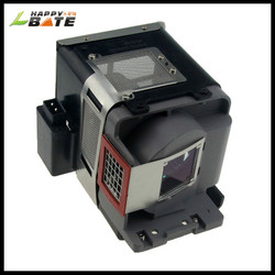 New wholesale VLT-XD600LP projector lamp for XD600U/LVP-XD600/GX-740/GX-745 with housing 180 days warranty happybate