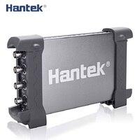 Hantek 6104BC 100MHz Logic Analyzer Digital Multimeter Oscilloscope Tester USB 2 Channel Automotive Diagnostic Instrument