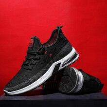Männer Free Run Bounce Schuhe Atmungs Flut Vapormax Sport Socke Schuhe spitze up Koreanischen Turnschuhe Fliegen Gewebte Flexible Laufschuhe