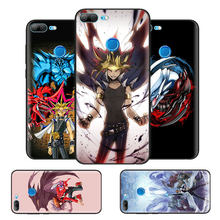 Silicone Case Cover for Huawei honor 20i V20 9X 20S 8X 8C 8A 10 20 Y6 Y9 2019 Lite Pro Play Enjoy 9S 9E Yu GI OH(China)