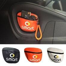 Sac de rangement d'accessoires de voiture, sac de rangement pour Smart Fortwo Forfour 453 451 450 Crossblade Cabrio City-Coupe Roadster Forjeremy