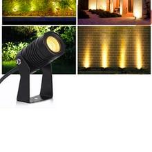 Lighting Lawn-Lamp Garden-Path Waterproof Outdoor 12V LED 220V 110V 5W 3W 1W COB