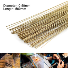 Gold Silver Welding Rods Soldering Wire Metal Soldering Brazing Rods for Jewelry Making
