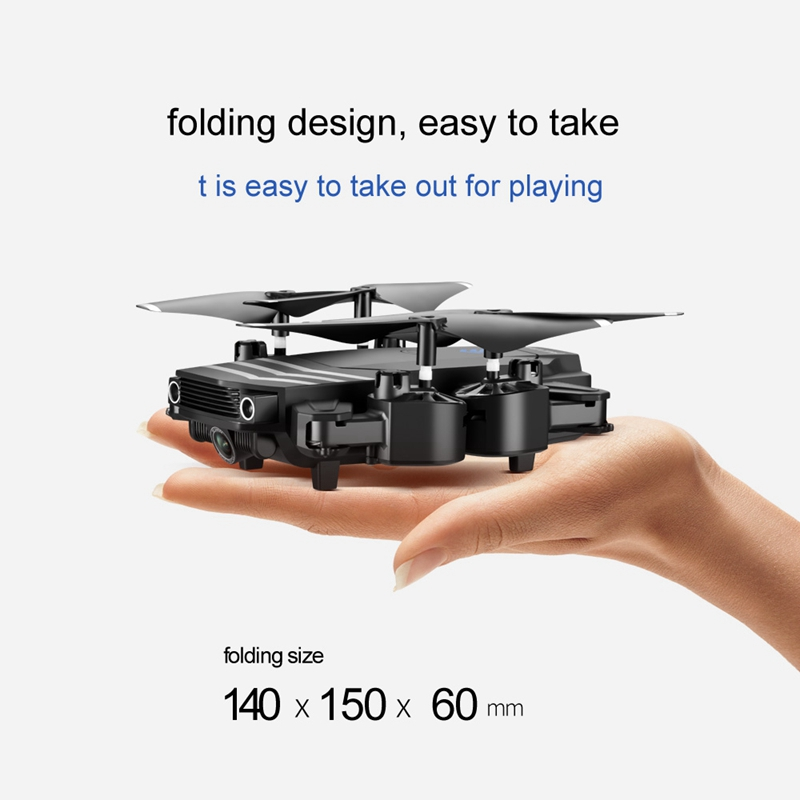 LS11 RC Drone 4K With Camera HD 1080P Mini Foldable Dron FPV Wifi Drones Professional Quadcopter Hold Mode Dual Cameras Boy Toys 6