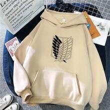 Sweat-shirt à manches longues pour hommes, sweat-shirt unisexe, dessin animé japonais, Kawaii, Harajuku, automne 2020