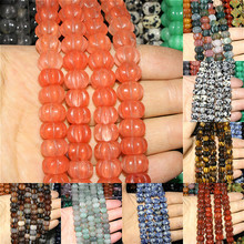 DIY Bracelet Bead Necklace Jewelry-Making Semi-Precious-Stone Crystal Loose Colorful