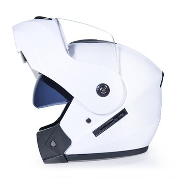 Motorcycle Helmet Male Personality Full Face Helmet Cover Four Seasons Universal Helmet Locomotive Off-Road Helmet