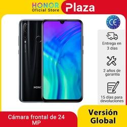 Глобальная версия Honor 10 Lite смартфон Kirin 710 6,21 дюйм2340X1080P 24MP фронтальная камера Android мобильный телефон