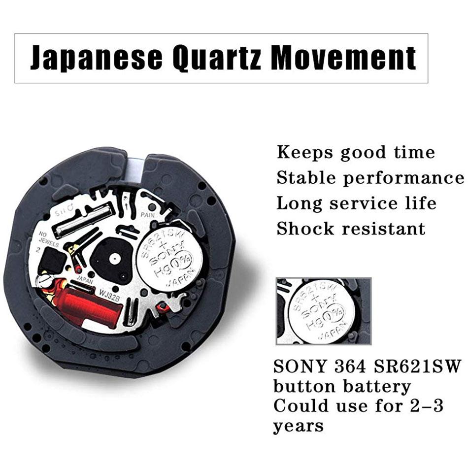Japan Quartz Watch