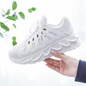 Высокие кожаные кроссовки; Женская Студенческая обувь; Новинка весны 2020 года; повседневные кроссовки для девочек; обувь унисекс