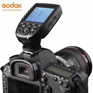 Image 5 - Godox Xpro xpro c/N/O/S/F/P 2.4G TTL Flash transmetteur sans fil déclencheur X système HSS 1/8000s pour Canon Nikon Sony Olympus Fuji