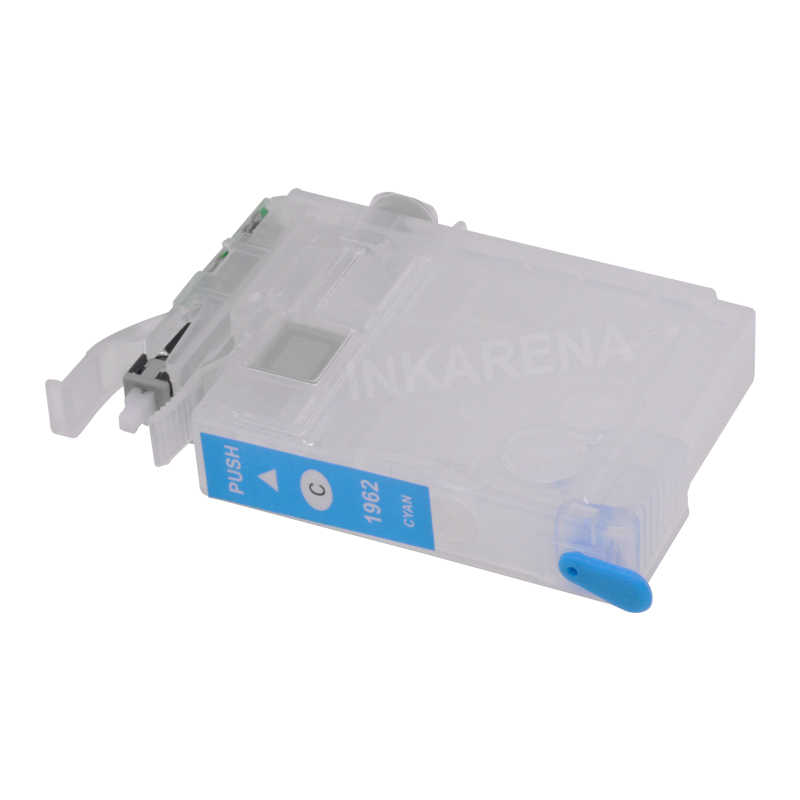 Inkarena Isi Ulang Tinta Printer Cartridge untuk Epson T1961 T1951 T1971 XL Ekspresi XP 101 201 211 401 204 104 214 411 WF-2532 Chip