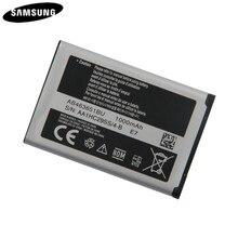 Batterie authentique AB463651BC AB463651BE, pour Samsung W559 S5608 S5628 C3200 C3222 C3322 S3650C S7070 S5610 S562