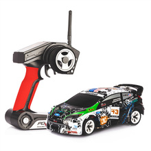 K989 1/28 4WD Brushed RC Remote Control Rally Car RTR with Transmitter Explosion-proof Racing Car Drive Vehicle цена 2017
