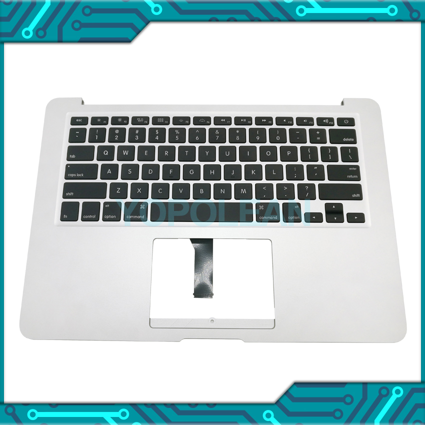 Keyboard New Top Case Palmrest Backlight For MacBook Air 13 A1466 Mid 2012