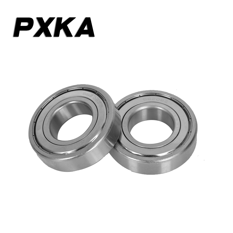Free Shipping 2pcs Stainless Steel Bearing 304 Material 6000 6001 6002 6003 6004 6005 6006 6007 6008  6011