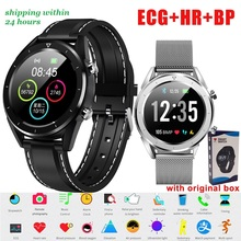 DTNO.1 DT28 Smart Watch ECG Heart Rate Monitor Waterproof Men Payment Fitness Tracker Wristband Bracelet Sport