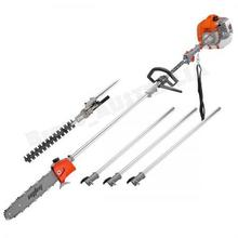 New Model  2 in 1 Pole Chain saw,Hedge Trimmer With 3PcsX80CM Extension As Bonus