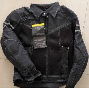 Image 5 - New KOMINE Motorcycle Pants Men Moto Jeans Protective Gear Riding Touring Motorbike Trousers Motocross Pants Pantalon Moto Pants