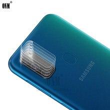 Kamera Objektiv Gehärtetem Glas Für Samsung Galaxy M30s Screen Protector Für Samsung Galaxy M30s Zurück Kamera Objektiv Glas Film