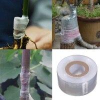 정원 나무 식물 묘목 공급 30MM * 120M Stretchable 접목 접목 테이프 필름 친환경 PE 자체 접착