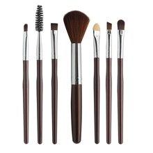 Макияж кисти установить тени для век макияж кисти комплект косметический красоты инструмент многофункциональный мощность кисти для брови, губы, лицо, ресницы