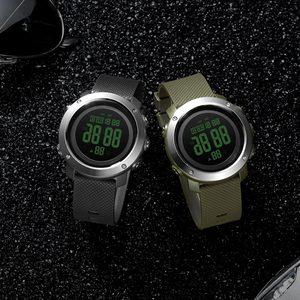 Image 2 - Chính hãng Xiaomi Mijia không Thời gian chim thể thao đa chức năng đồng hồ điện tử thể thao chống thấm nước thời gian đa chức năng quay số đồng hồ