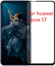 9D 9H Tempered Glass For huawei Nova 3i 3 2S 2 Plus Screen Protector For Huawei nova 5 5i 5T Pro  Protective Glass Film