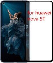 9D 9H Vetro Temperato Per huawei nova 3i 3 2S 2 Plus Protezione Dello Schermo Per huawei nova 5 5i 5T Pro Pellicola di Vetro Di Protezione