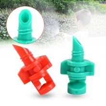 50Pcs Micro Garden Lawn Water Spray Misting Nozzle Sprinkler Irrigation System(China)