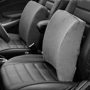 Car Lumbar Support Cushion Bac